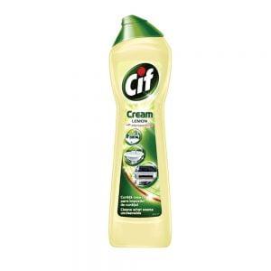 Poza Detergent Cif Cream Lemon