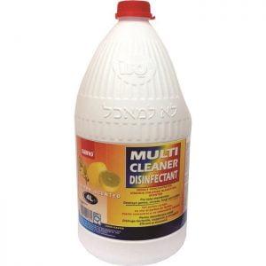 Poza Detergent gel dezinfectant pentru suprafete diverse Sano multicleaner