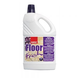 Poza Detergent pardoseli Sano Floor fresh liliac