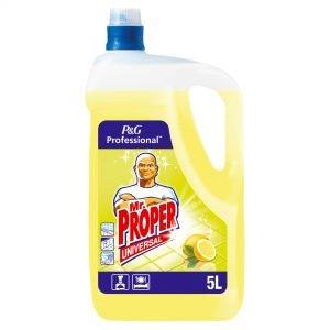 Poza Detergent universal pentru toate suprafele Mr Proper Lemon
