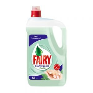 Poza la Detergent vase Fairy Expert Sensitive