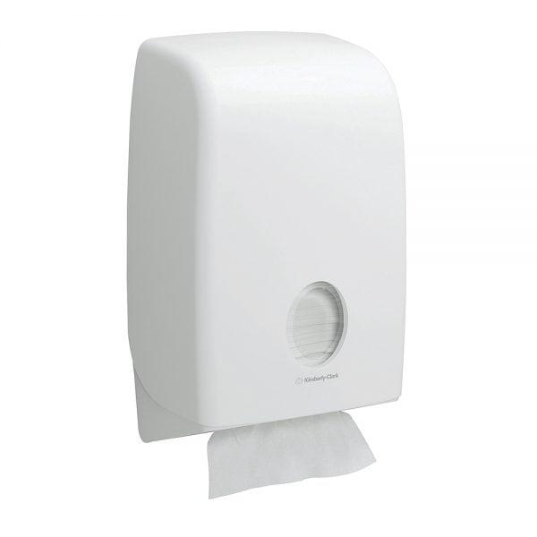 Poza Dispenser Kimberly-Clark Aquarius pentru prosoape pliate