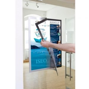 Poza Display magnetic Durable Duraframe