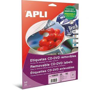 Poza Etichete autoadezive Apli multimedia