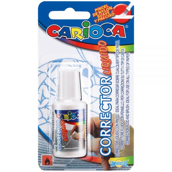 Poza Fluid corector Carioca