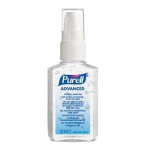Poza Gel dezinfectant Purell Advanced
