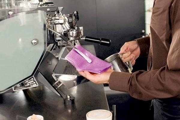 Poza Laveta pt aparatul de cafea Coffee Towel