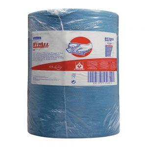 Poza Lavete Kimberly-Clark Wypall X80 albastru dim portie