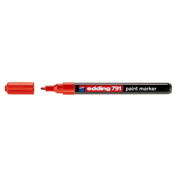 Poza la Marker permanent Edding 791