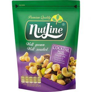 Poza la Mix Nutline stafide si fructe uscate