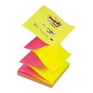 Poza Notite adezive Post-It Z-Notes