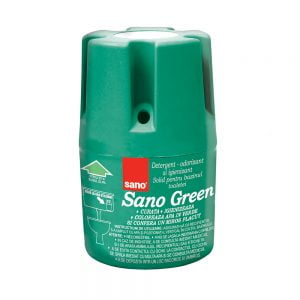 Poza la Odorizant toaleta Sano Green