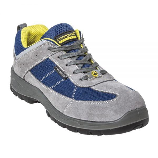Poza Pantofi ESD S1P SRC cu bombeu compozit
