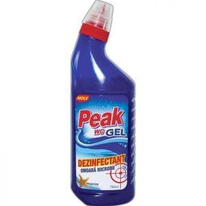 Poza Peak WC gel dezinfectant