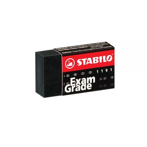 Poza la Radiera Stabilo Exam Grade 1191