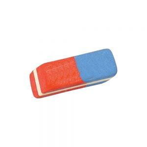 Poza Radiera bicolora pentru creion si cerneala