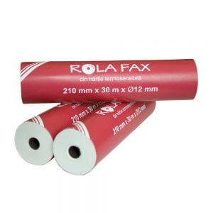 Poza la Role fax