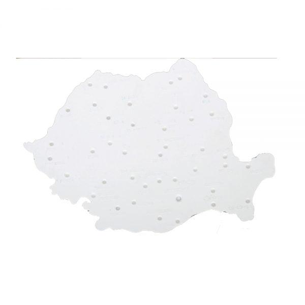 Poza la Sablon harta Romania