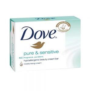 Poza Sapun Dove Sensitive