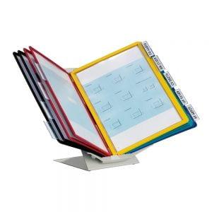 Poza Sistem de prezentare Durable Vario Pro 10