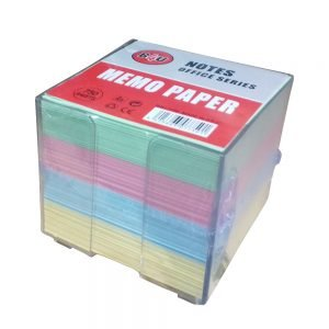 Poza la Suport plastic pentru cub hartie