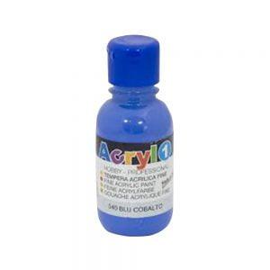 Poza Tempera acrilica Primo 125 ml albastru cobalt