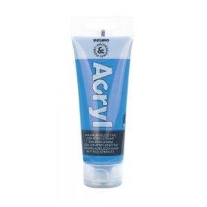 Poza Tempera acrilica Primo 75 ml albastru marin
