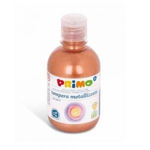 Poza Tempera metalizata Primo 300 ml maro
