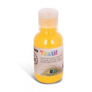 Poza Vopsea acrilica pentru textile Primo 300 ml galben