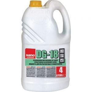 Poza la Detergent vase Sano DG18 4l