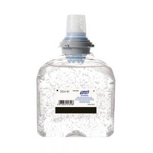 Poza la Rezerva gel dezinfectant Purell TFX 1200 ml