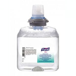 Poza la Rezerva gel dezinfectant Purell