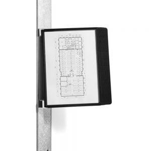 Poza la Sistem de prezentare Durable Vario Magnetic Wall