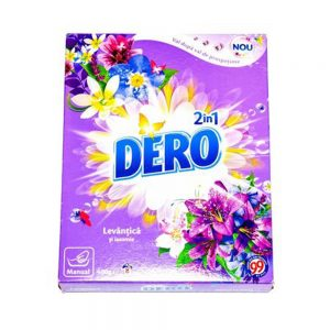 Poza la Detergent manual Dero 2 in 1 Lavanda