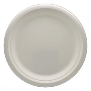 Poza la Farfurie plata biodegradabila