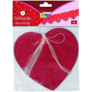 Poza la Ghirlande in forma de inima