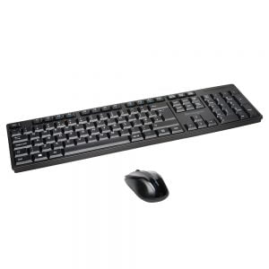 Poza la Kit mouse si tastatura wireless