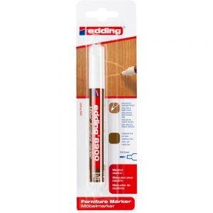 Poza la Marker Edding 8900 pentru retusuri mobilier lemn nuc