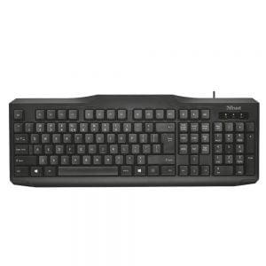 Poza la Tastatura Trust US Classicline