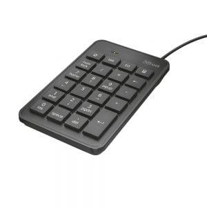 Poza la Tastatura numerica USB Trust Xalas