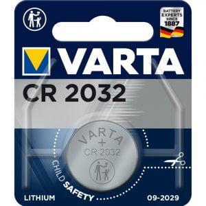 Poza la Baterie Varta CR2032