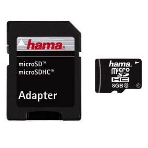 Poza la Card de memorie HAMA 108084 microSDHC