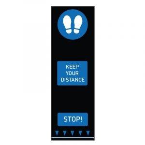 Poza la Covor avertizare pentru pardoseli