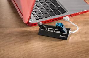 Poza la Hub USB HAMA 12179