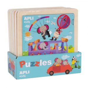 Poza la Puzzle Transport